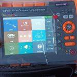 OTDR Skycom T650