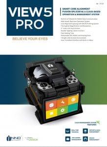 Fusion Splicer INNO View 5 Pro